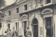 Comando Terza Armata di villa Attems Bresciani