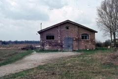 Il macello di Cervignano in una foto degli anni sessanta - arch. Dorino Del Mondo
