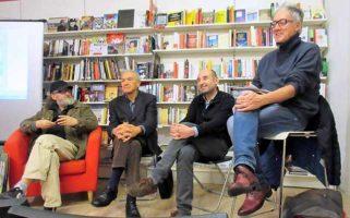 presentazione della vera storia del baffone della birra Moretti. Con Luciano Lunazzi, Antonio Rossetti e Paolo Medeossi.