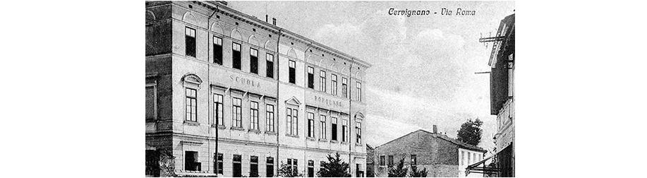 La scuola elementare R. Pitteri